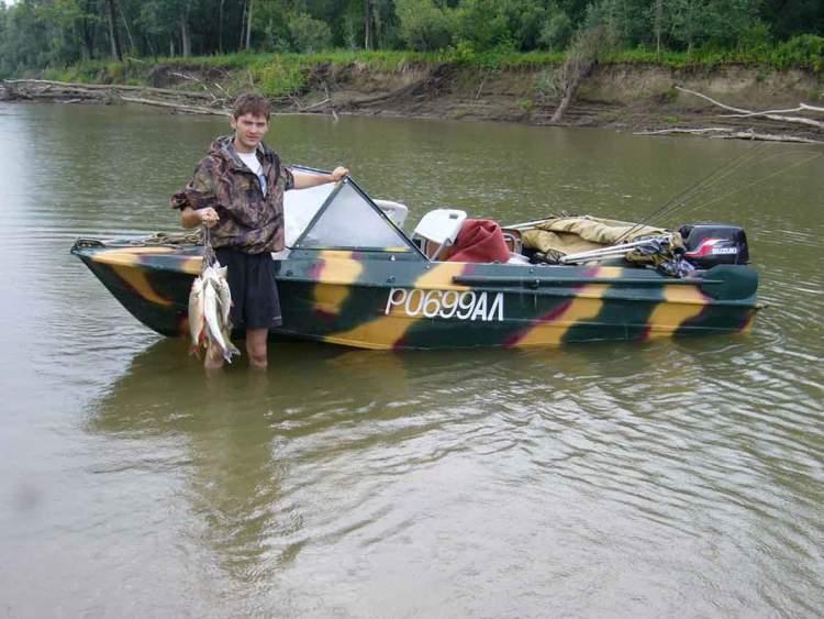 краска для лодок в тюмени