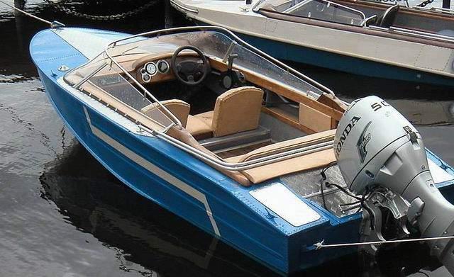 катера и лодки тюнинг фото