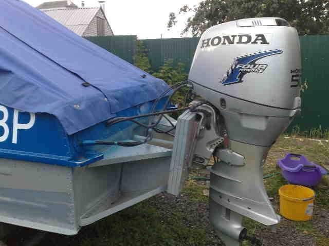 поставлю мотор мощнее на лодку