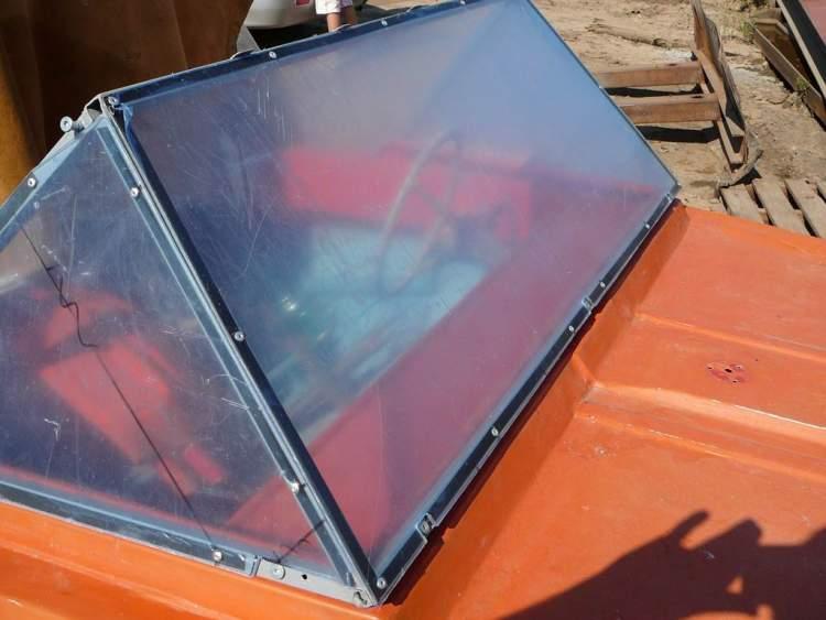 купить рамку стекла на лодку крым