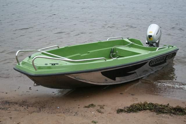 выбор алюминиевой лодки до 4 метров