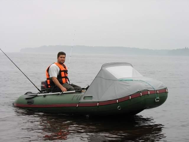 лодка пвх комбат 380 про