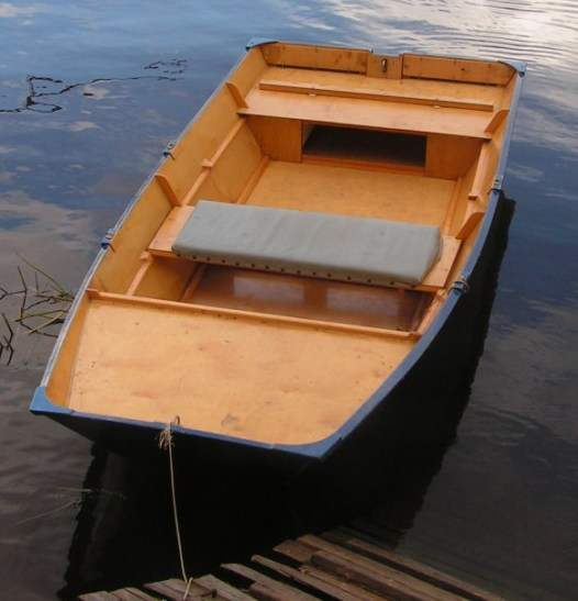 Самодельные лодки из фанеры