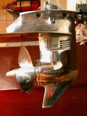 виды винта лодочного мотора
