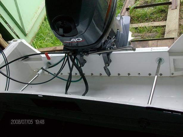 лодочные моторы установленные на прогресс