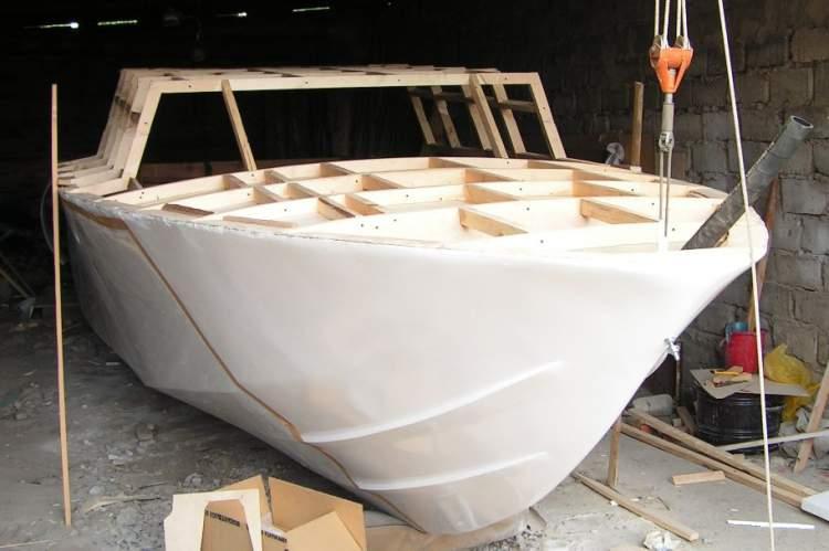 Регистрация самодельного катера самодельной лодки и иного маломерного судна