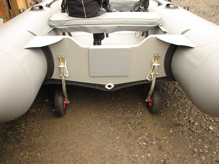 транцевые колеса для лодок пвх где купить в