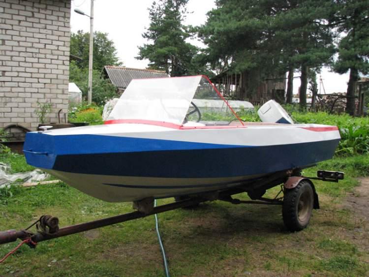 лодка русалка купить