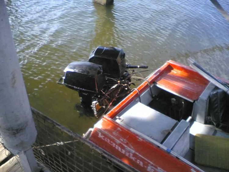 снять лодку в крыму