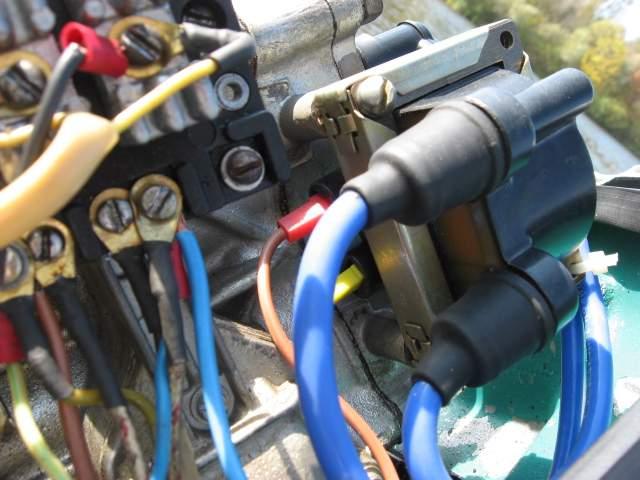 можно ли поставить зажигание от скутера на лодочный мотор