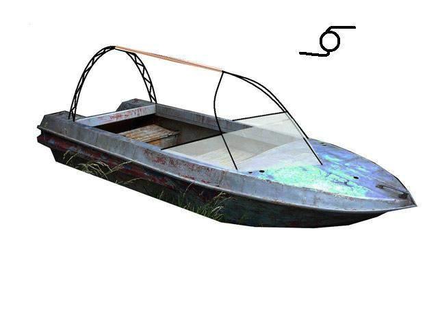 изобретая лодки