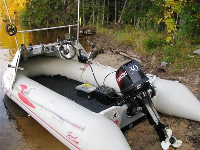 тюнинг комплект для лодки пвх