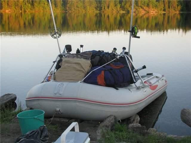 лодка резиновая для троллинга