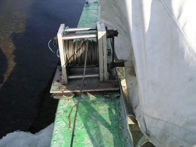якорные лебедки электрические на лодка купить