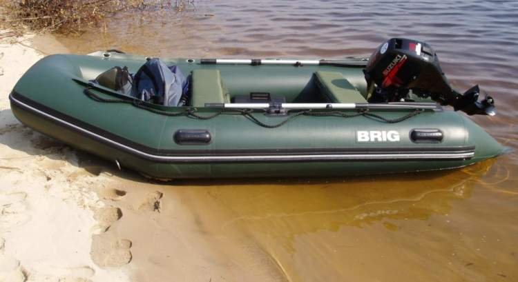 лодка магелана