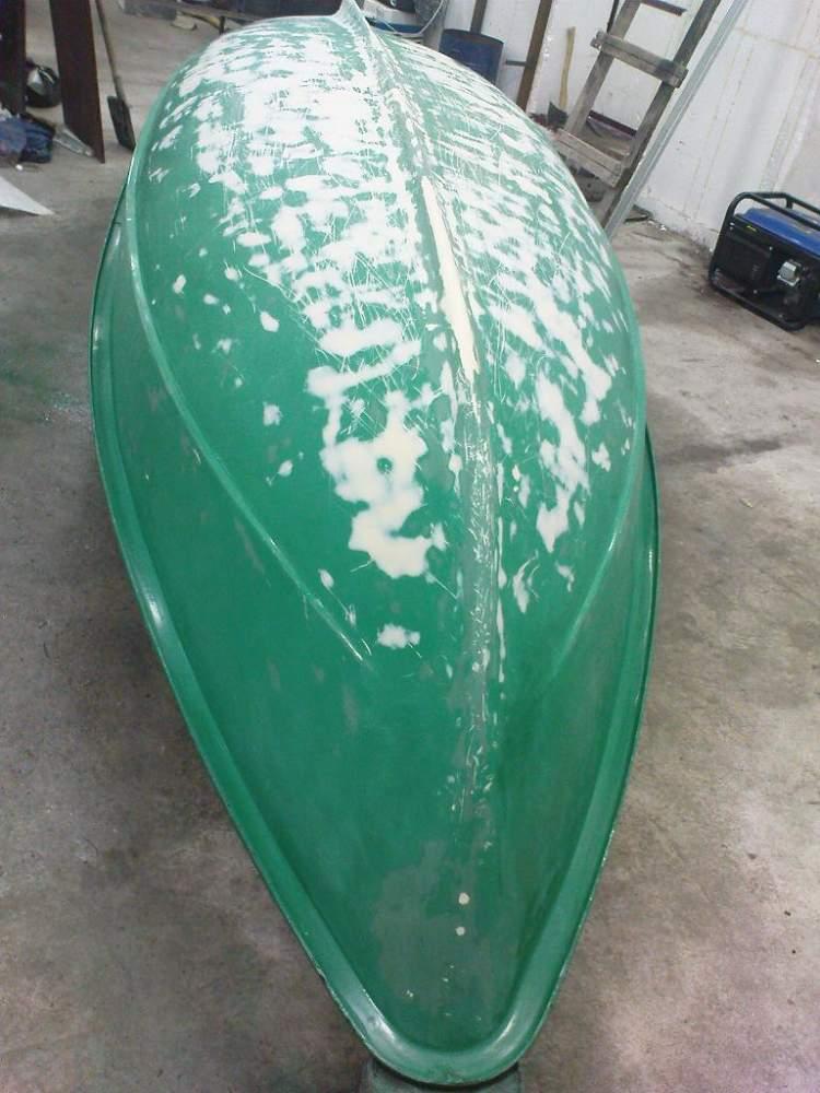 изготовление матриц лодки для стеклопластика