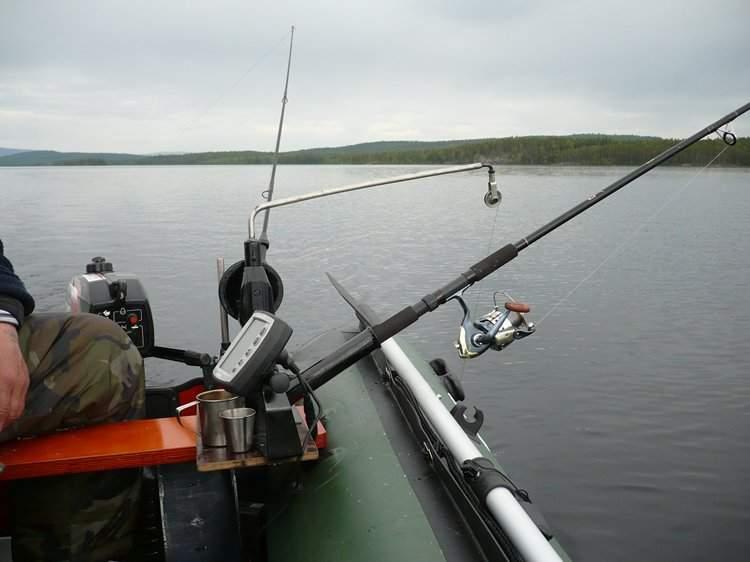 установка эхолота на лодку пвх с мотором видео