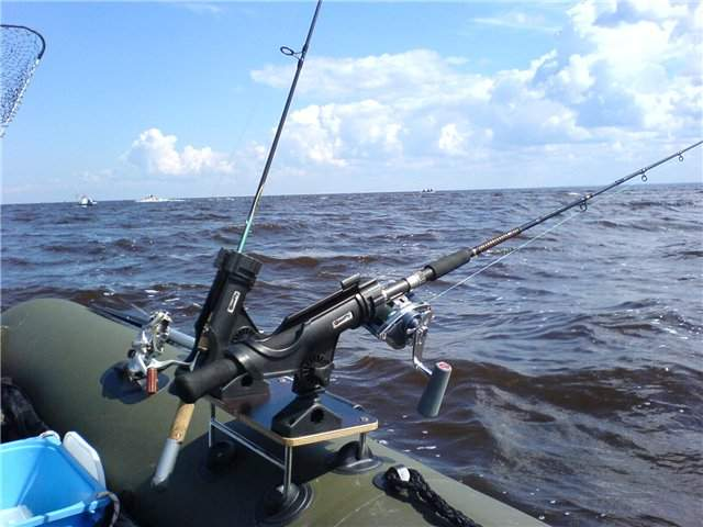 Тюнинг для лодки из пвх своими руками