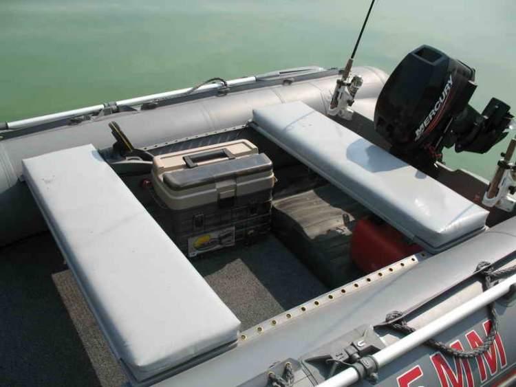 тюнинг лодки пвх своими руками фото видео
