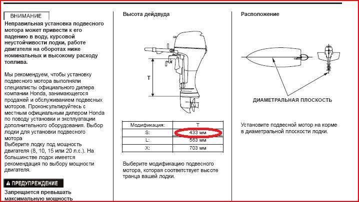 Как отрегулировать подвесной мотор на лодку