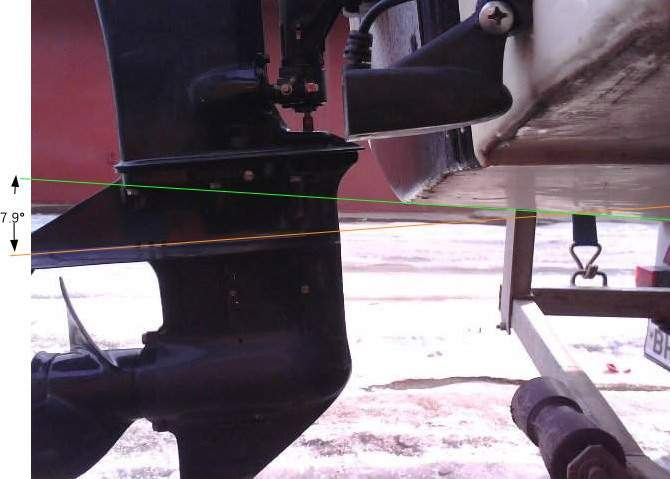 как установить мотор на лодку пвх видео