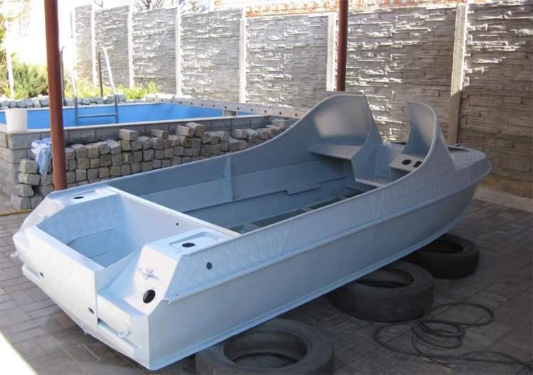 делаем лодку неман