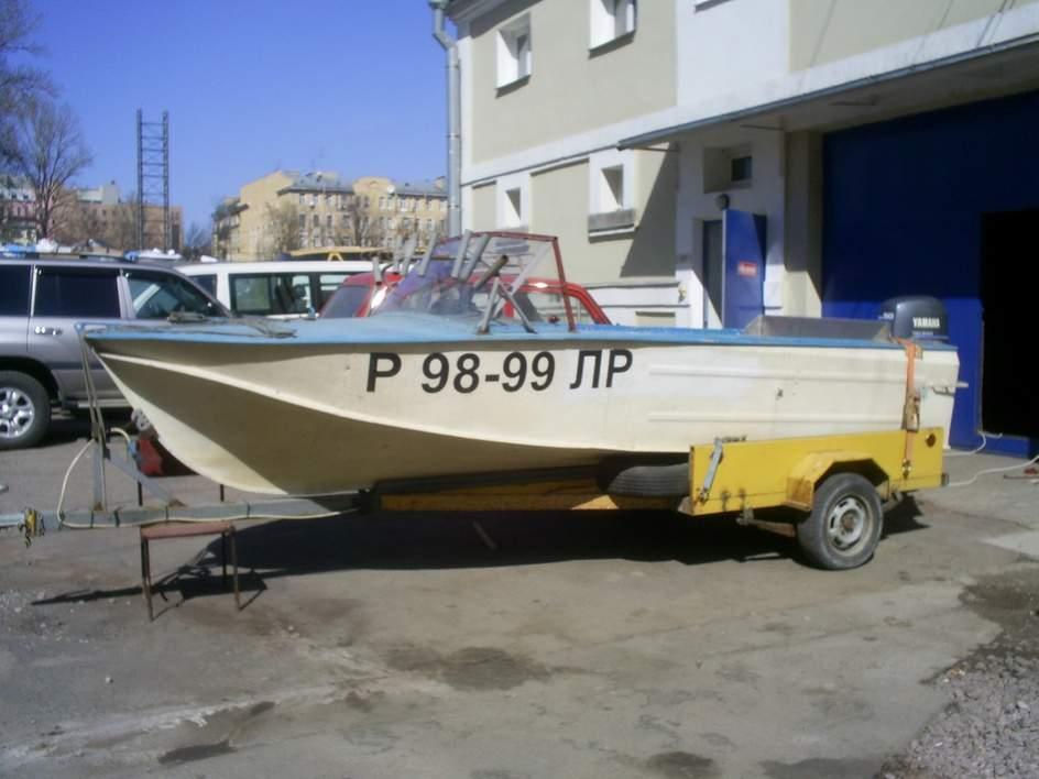 управлял лодкой без документов