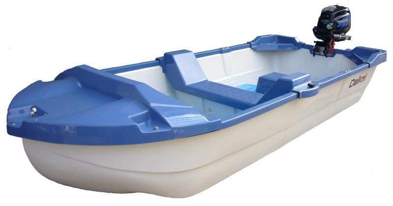 компактная раскладная лодка