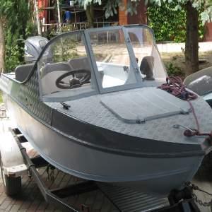 тюнинг лодки неман 2 своими руками