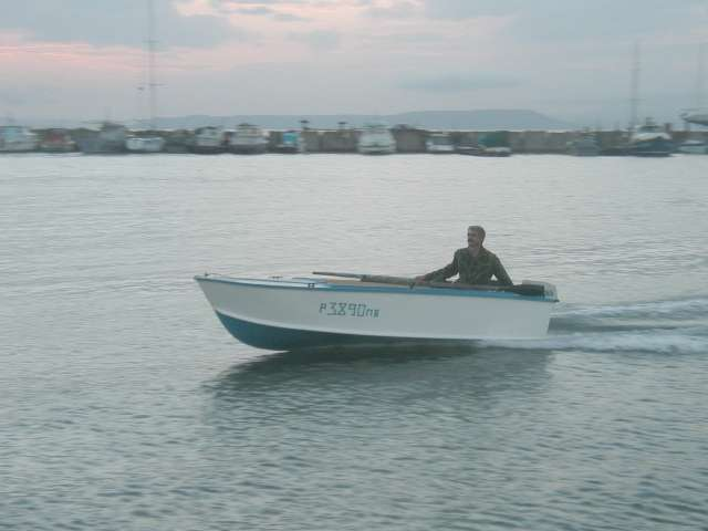 ветерок 8 на глиссирование лодку