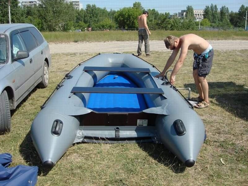 лодка солар 420 джет цена