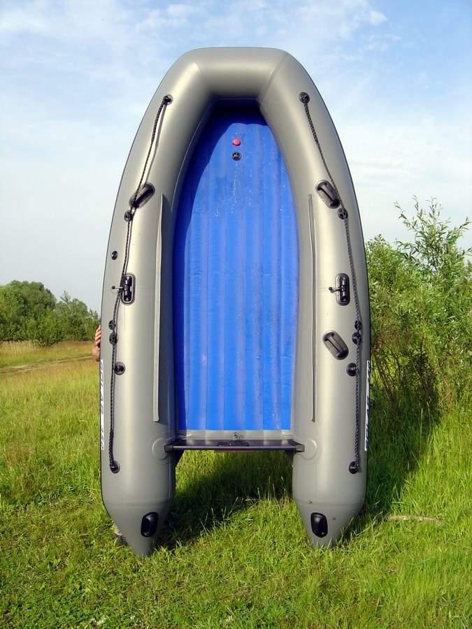лодка солар 320