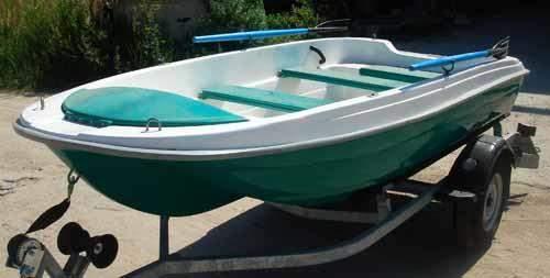 Лодка для охоты своими руками