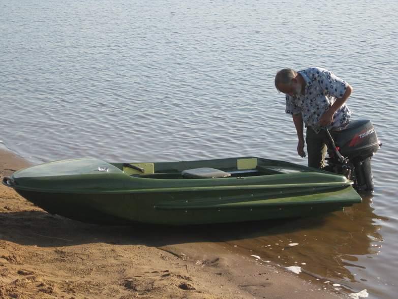 лодки с надувными булями