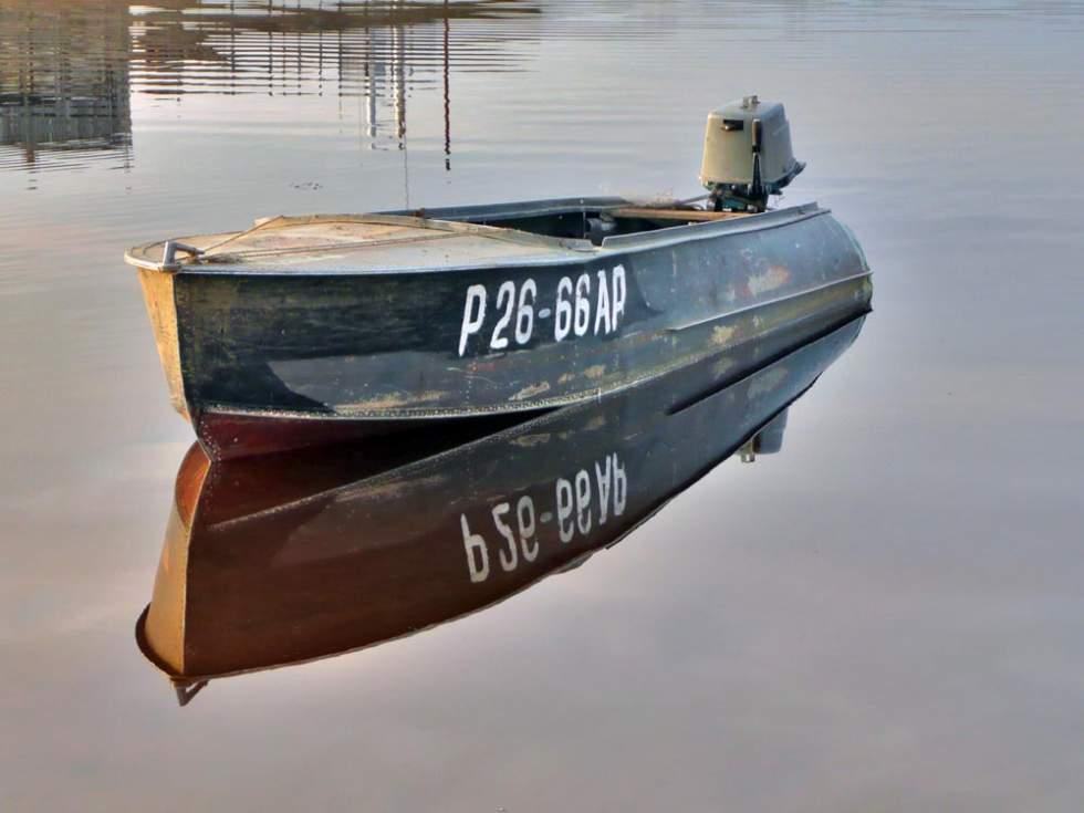 Максимальный вес лодки без регистрации