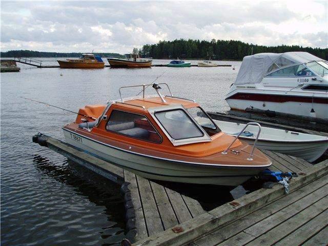 производство финских лодок