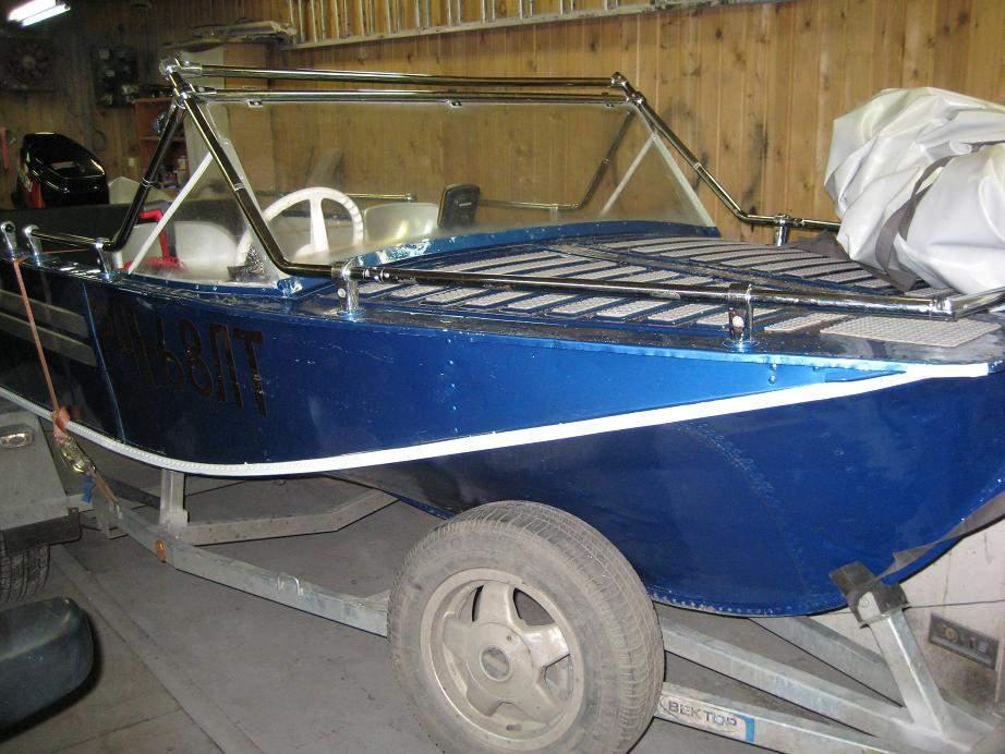 лодка воронеж тюнинг