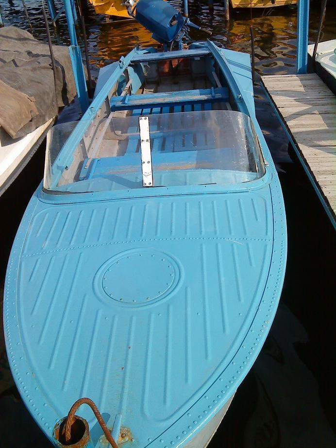 купить лодку казанку метла бу