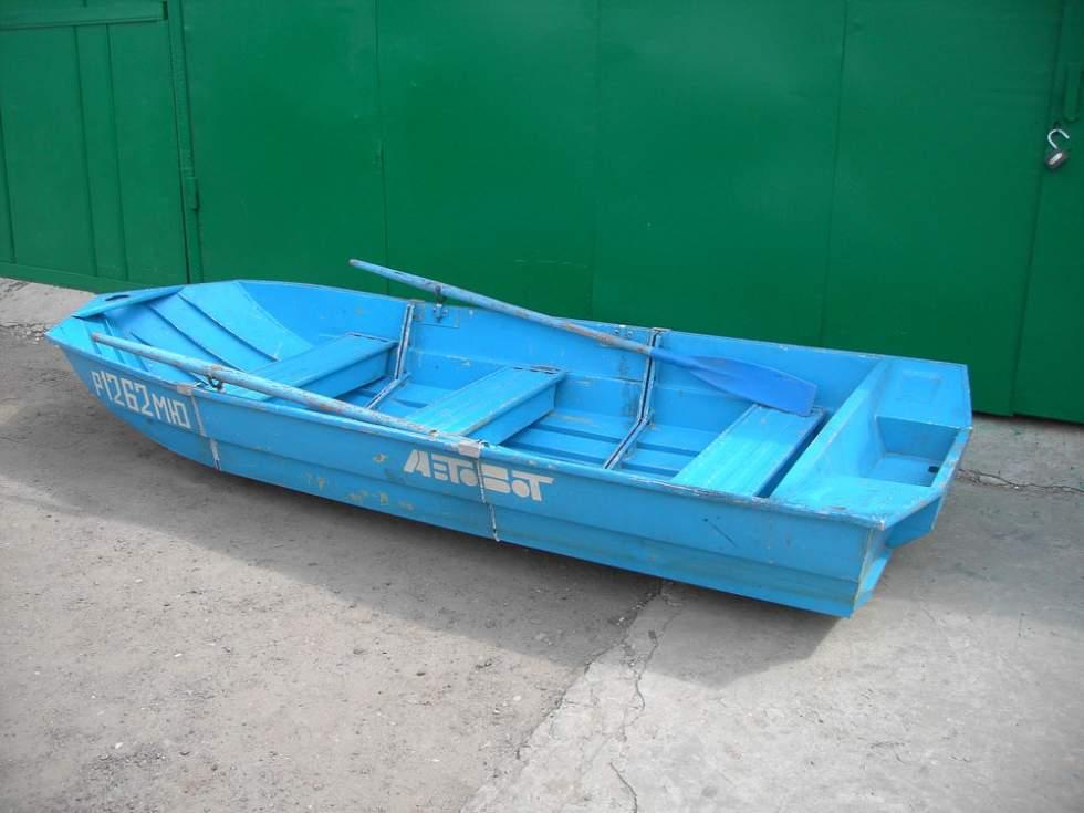 автобот лодка складная