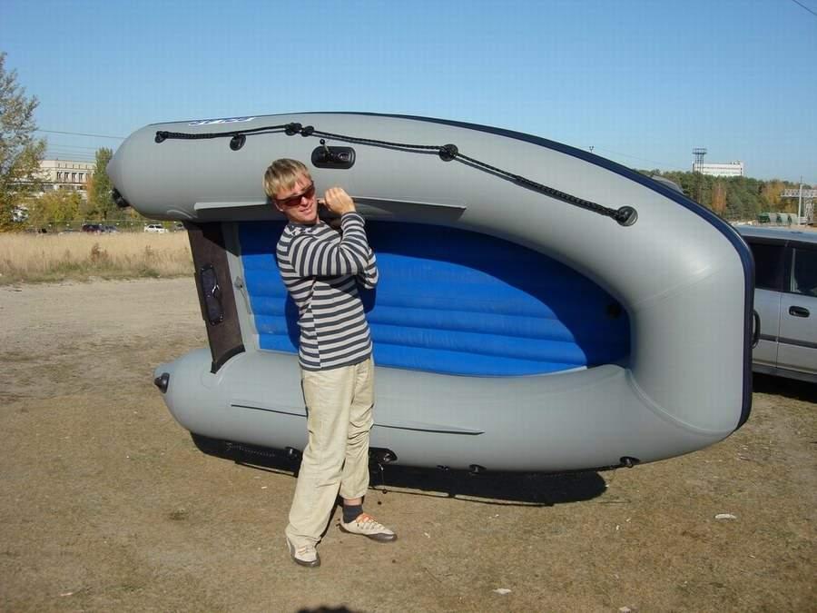 купить лодку флагман 310