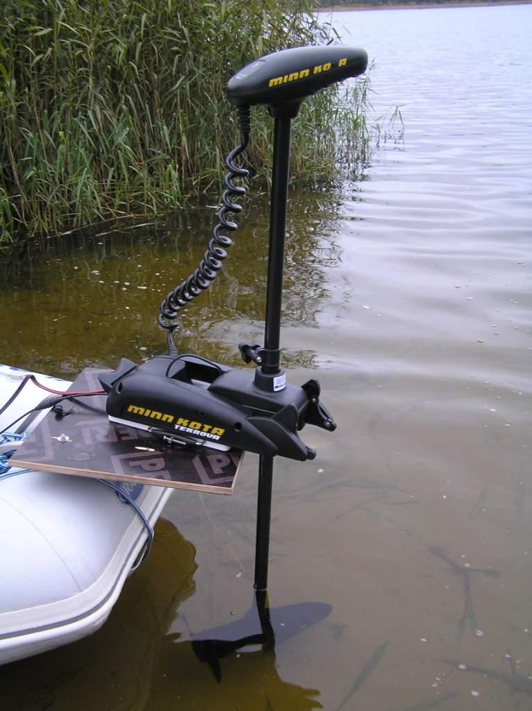 электромоторы для лодок с дистанционным управлением