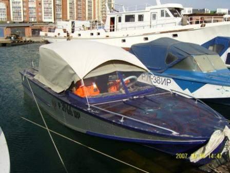 краска катеров и лодок