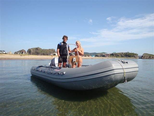 лодки стингрей обзор