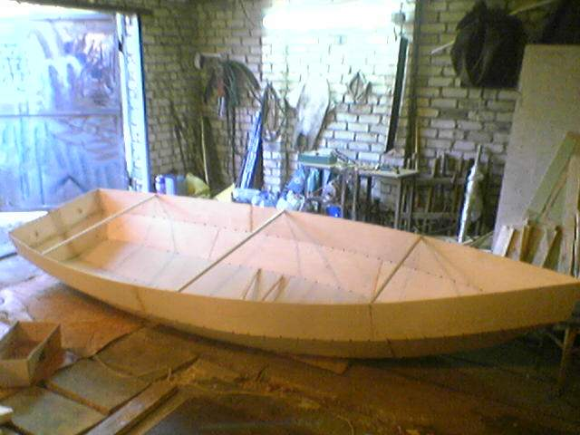 лодки из фанеры производство