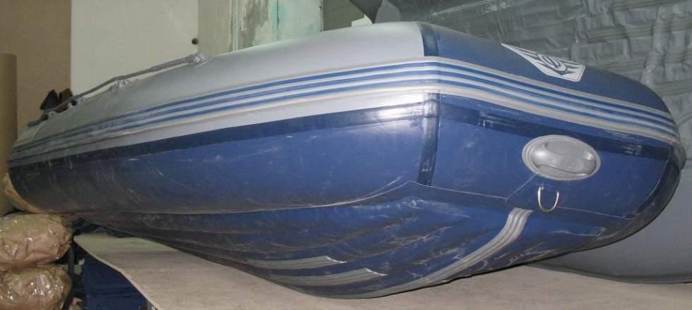 лодка флагман 320 размеры