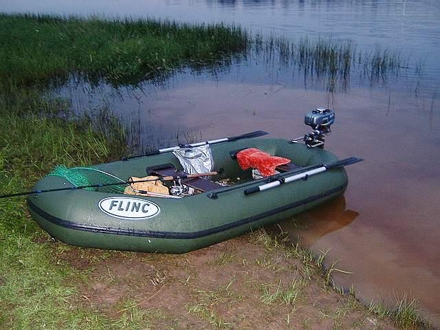 форум лодок флинк