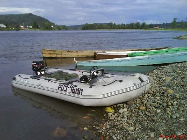 лодки солар в бердске цены