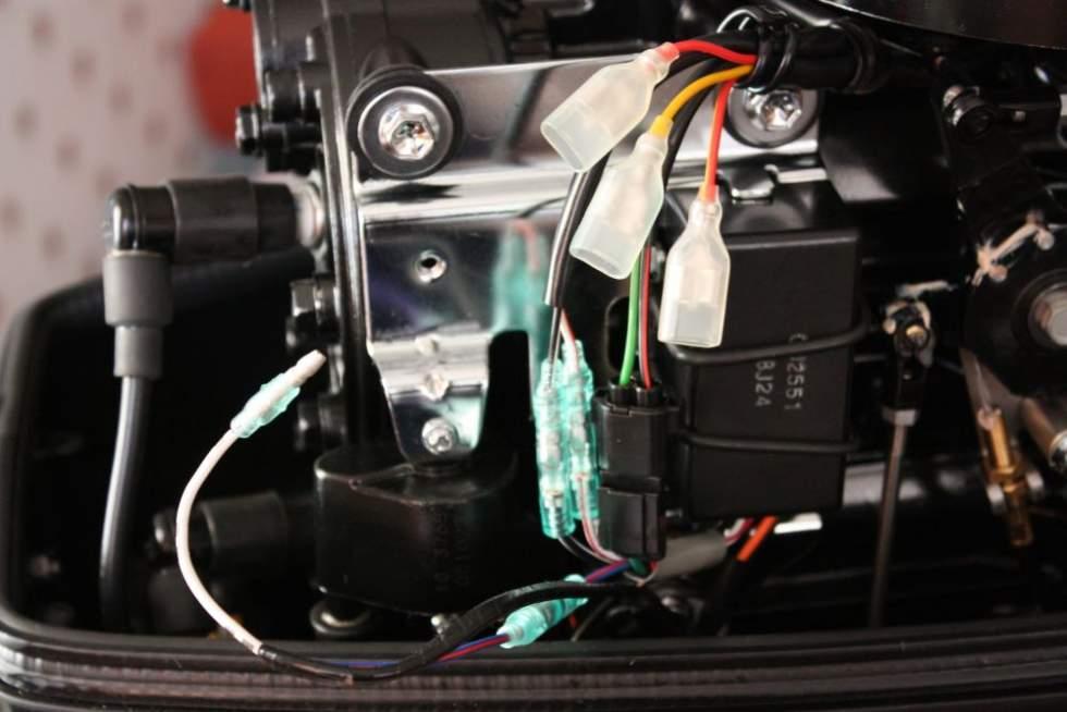 провод для аккумулятора лодочный мотор купить