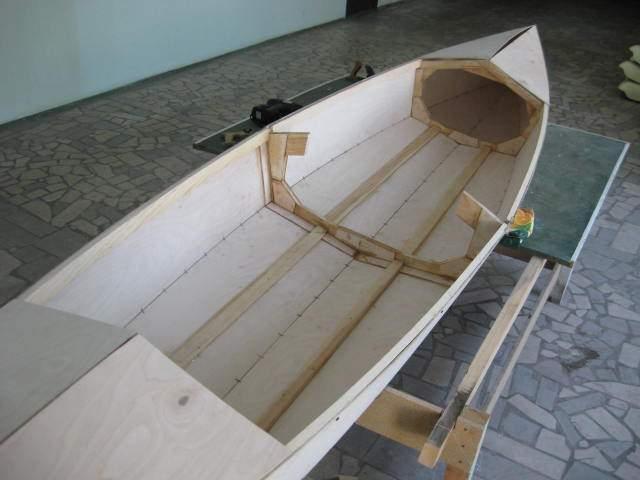 Лодки своими руками чертёж фото