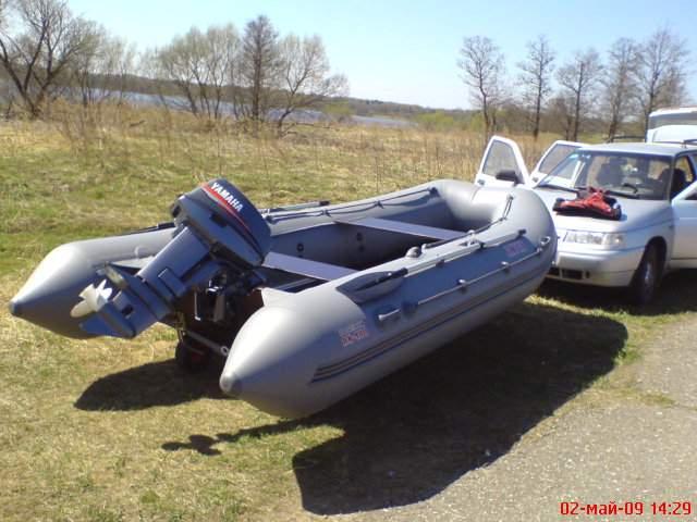 лодки пвх ниссамаран 400
